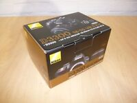 NIKON D3300 with 18-55mm plus 50mm lens BRAND NEW BOXED BARGAIN