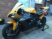 Yamaha R1 2004. Warranted Low Miles. MOT. HPI Clear. FREE DELIVERY
