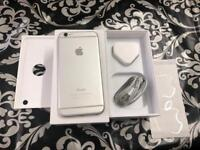 iPhone 6 64GB Silver colour Unlocked to any network