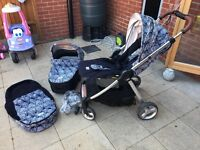 Mamas and Papas limited edition Liberty Pushchair
