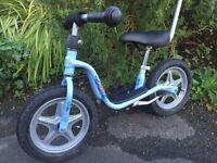 PUKY Balance Bike - Blue