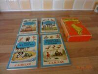 Vintage Box of Books