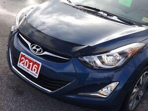 2016 Hyundai Elantra GLS | UPGRADED LEATHER | ONLY 8000KM! | ONE Stratford Kitchener Area image 7