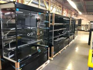 BRAND NEW PRODUCE AND DISPLAY COOLERS