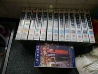 The a video to and friends tapes to