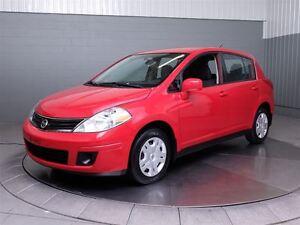 2012 Nissan Versa HATCH AC