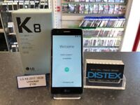LG K8 2017 16GB Boxed Good Condition