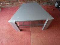 Corner Table for TV or Floral Displays
