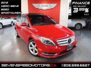 2013 Mercedes-Benz B-Class SPORTS TOURER PANO $115 BW 1YR FREE W