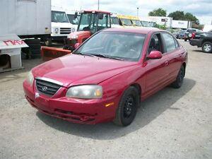 2004 Hyundai Elantra VE
