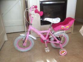 Girls' Apollo Cupcake bicycle