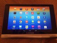 Lenovo Yoga 10-inch Tablet (Silver Grey Metal) - Tablet (Quad Core 1.2GHz, 1GB RAM, 16GB
