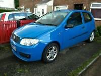 Fiat punto Active 2004