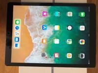 iPad Pro 12.9in Wi-fi and Cellular 128gb Unlocked