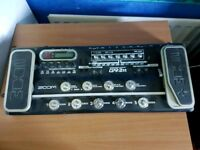 Zoom G9.2TT Multi Effects Guitar Pedal