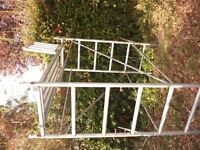 Heavy duty STEEL scafold tower