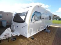 2014 Bailey Persuit 550/4 -Fixed Single Beds