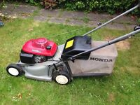 Honda hrb425c self propelled mower