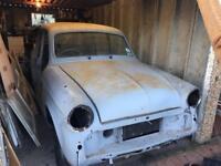 1959 Hillman Minx classic car project!!!!!