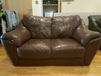 Leather Sofa 10£