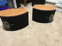 Pristine condition Bose 301 speakers