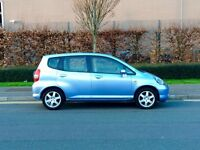 2004 HONDA JAZZ 1.4 SE AIR CONDITIONING & ELECTRIC SUNROOF