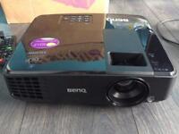 BenQ MS506 SVGA DLP Projector 160£ ONO