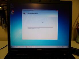 Old Dell Laptop Working Perfect Has no Battery