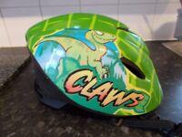 new childs helmet
