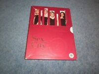 DVDs SEX & CITY COMPLETE SERIES ONE/SEASON 2/3/5/6