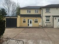 3 Bed Town House - DSS Welcome