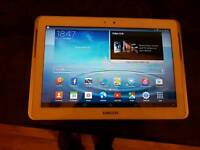 "Samsung Tab ll 10.1"" screen"