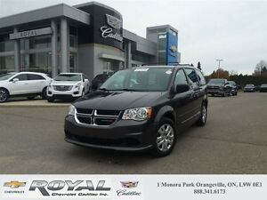2015 Dodge Grand Caravan SE * ONE OWNER