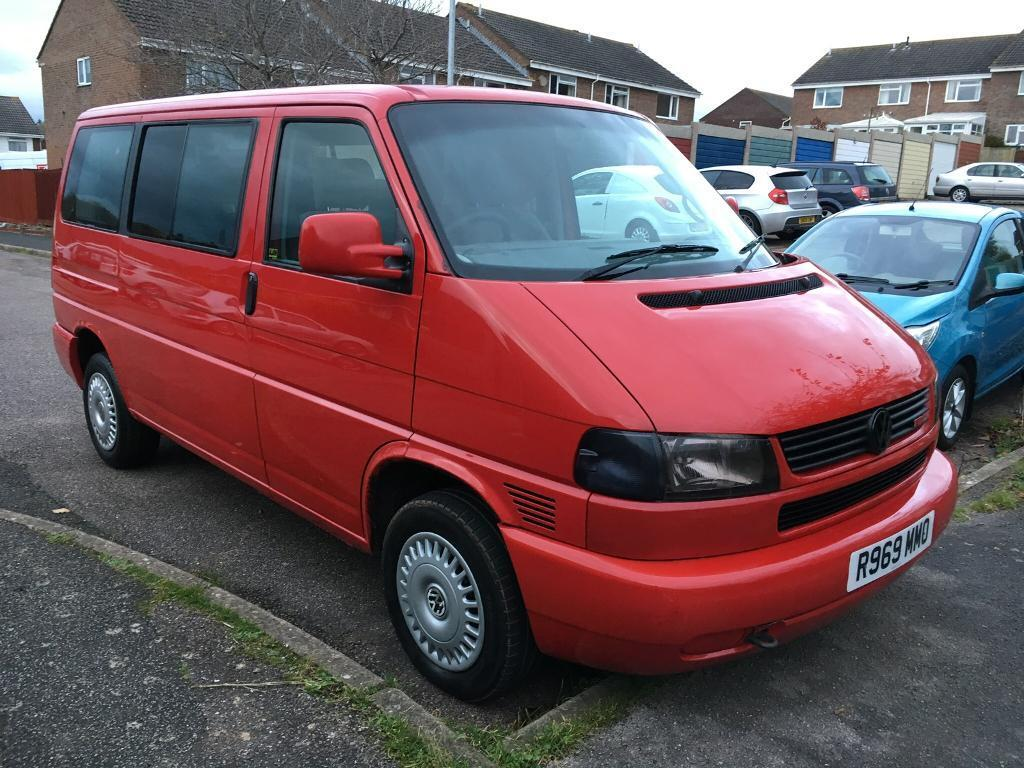 vw caravelle 2 5 tdi manual 102bhp transporter t4 bargain. Black Bedroom Furniture Sets. Home Design Ideas