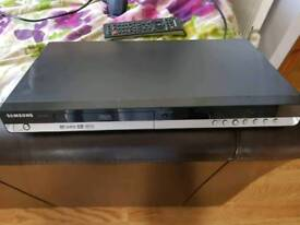 Samsung dvd player and recorder