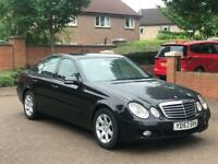 2007 / 57 Plate Mercedes Benz E Class 220 Executive Auto