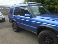 Landrover discovery for swap