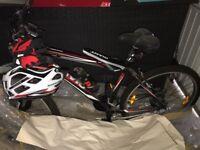 Giant Aluux 6000 series mountain bike