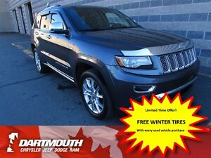 2014 Jeep Grand Cherokee SUMMIT/HEMI/4X4