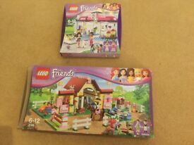 LEGO Friends Bundle 2 sets( Heartlake Series)