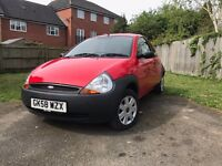 Ford KA 1.3 , One Years MOT , 4 Previous Owners , No Rust , Excellent Condition