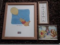Bundle of 3 nursery pics