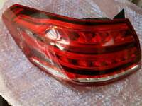 Mercedes Benz E class 2013-15 rear wing LED light