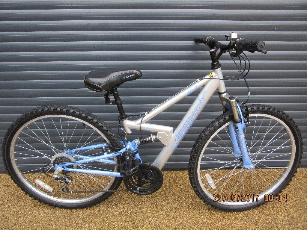 APOLLO FS26. DUAL SUSPENSION BIKE IN EXCELLENT LITTLE USED CONDITION.. (SUIT APPROX. AGE. 9 / 10+)..