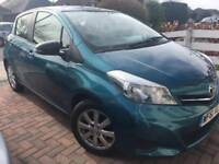 Toyota Yaris 1.3 2012 New Shape