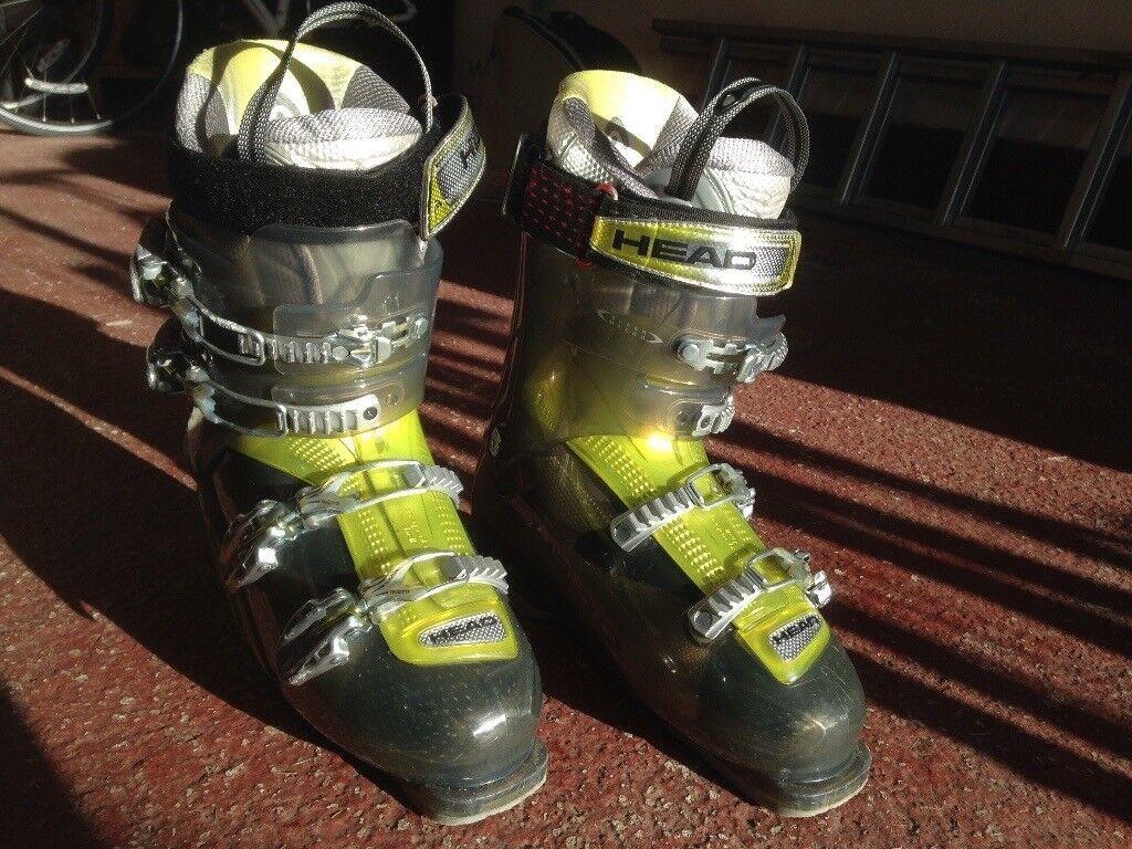 Ski boots - size 28/28.5 (shoe size 10.5/11)