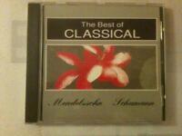 The Best Of Classical: Los Dioses De La Musica: Mendelssohn & Schumann