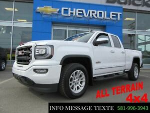 2016 GMC SIERRA 1500 4WD DOUBLE CAB ALL TERRAIN