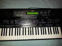 Yamaha psr 2700 sampling keyboard