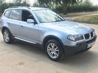 BMW X3 - 3.0 - 78K MILES - AUTO - CHEAP CAR